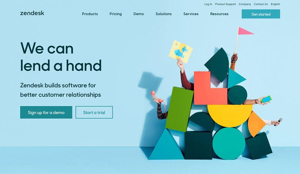 5大设计要点,搭建好看又好卖的企业产品官网 网站设计 企业官网 建站  第3张