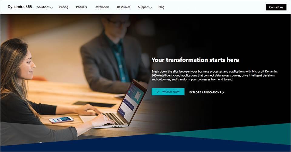 5大设计要点,搭建好看又好卖的企业产品官网 网站设计 企业官网 建站  第1张