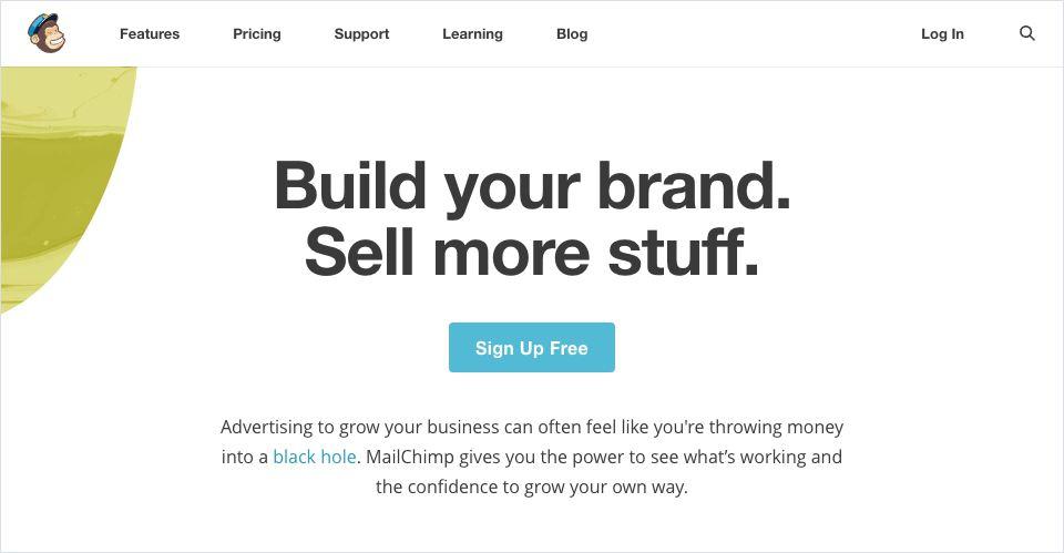 5大设计要点,搭建好看又好卖的企业产品官网 网站设计 企业官网 建站  第8张