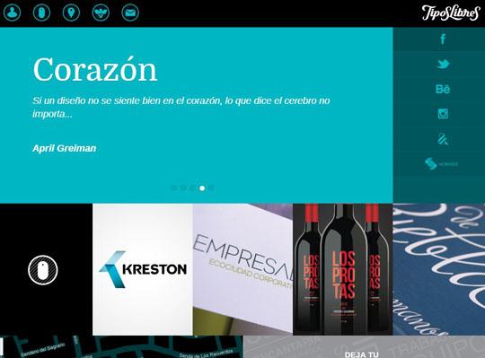 解读潮流:在网站中怎样用好扁平化设计?  运营  第1张