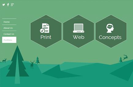 解读潮流:在网站中怎样用好扁平化设计?  运营  第7张