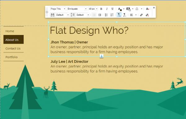 解读潮流:在网站中怎样用好扁平化设计?  运营  第10张