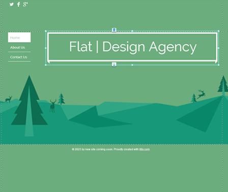 解读潮流:在网站中怎样用好扁平化设计?  运营  第5张