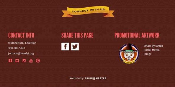 网站建设实用的页脚设计小技巧 页脚设计 建站  第4张