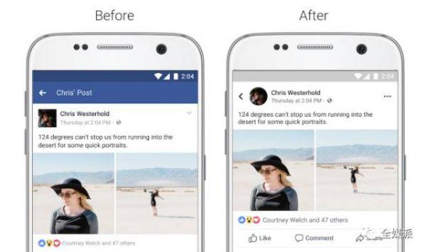 Facebook页面升级:要用户粘性,拒绝杀时间  运营  第9张