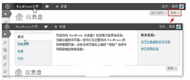 """WordPress入门 之 鲜为人知的后台""""小私密"""" WordPress新手入门 wordpress教程  第6张"""