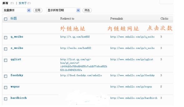 WordPress外链转内链插件:Simple URLs WordPress网站seo wordpress教程  第3张