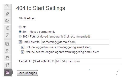 WordPress 404错误统计及重定向插件 WordPress网站seo wordpress教程  第2张