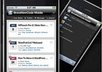 6 个 WordPress 手机主题调度插件 WordPress网站维护 wordpress教程  第1张