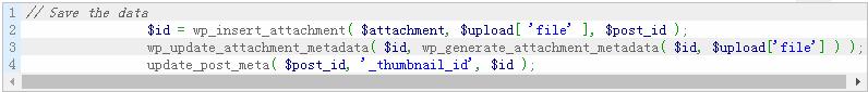 让 Windows Live Writer 支持 WordPress 特色图像设置 WordPress网站维护 wordpress教程  第3张