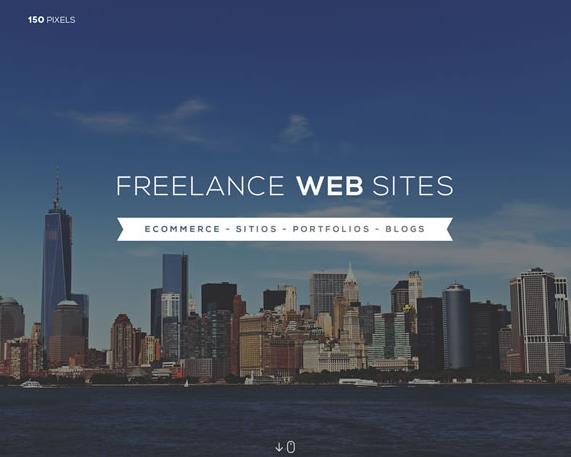 怎么做一个单页网站呢?我做单页网站遇到的一些糟心事。