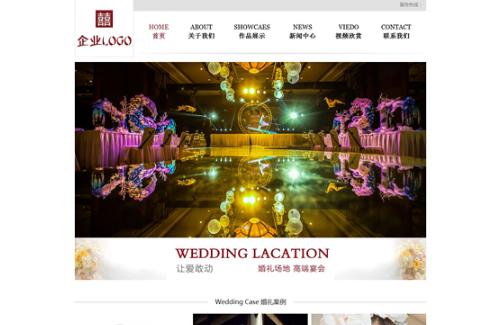 白色响应式摄影类企业网站织梦模板(自适应设备)