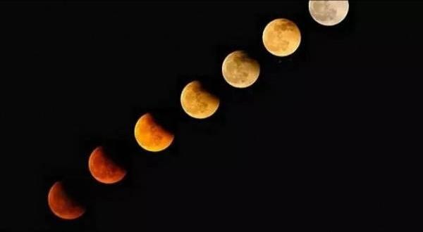 超级月亮现身,你准备好了么?