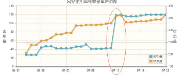 网站收录不正常?该如何解决呢? 网站 河南seo SEO  第5张
