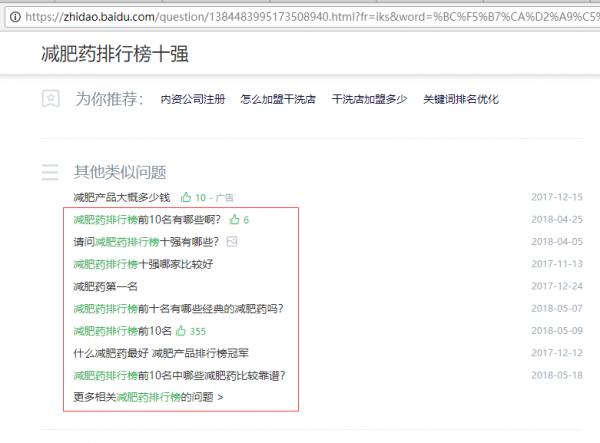 曾经年入百万的我哇减肥网整体优化方案 优化 河南seo SEO  第7张
